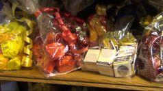 A Natale il 28% budget spesa famiglie e' per il cibo