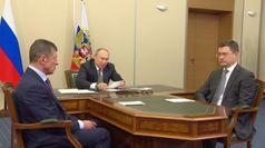 Putin e Xi Jinping inaugurano mega-gasdotto