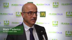 McDonald's: 24 mila dipendenti in Italia, il 92% e' stabile