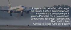 Alitalia, arriva il commissario unico