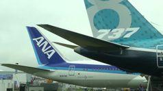 Boeing, da gennaio stop alla produzione dei 737 Max