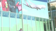 Alitalia: cigs ridotta, tre mesi per 1.020 dipendenti