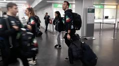 Europei di nuoto, il rientro trionfale degli Azzurri con record di medaglie