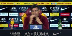 Genoa-Roma, Fonseca: