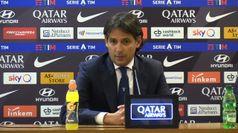 Roma-Lazio, Inzaghi: