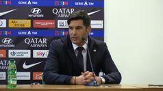 Roma-Lazio, Fonseca: