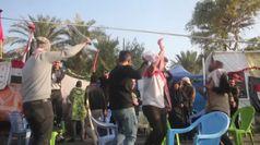 Morte Soleimani, festa in piazza a Baghdad