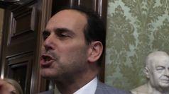 Gregoretti: vince la linea del centrodestra, voto della Giunta resta lunedi' 20