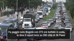 Il problema di Roma e' il traffico
