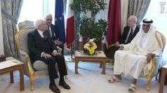 Mattarella preoccupato su Libia, e' l'ora della saggezza