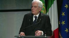 Il Presidente Mattarella richiama alla fraternita'