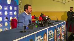 Regionali, Salvini cita Gaber: