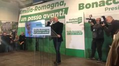 Regionali, Bonaccini: