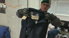 Como, contrabbando di abiti firmati dalla Svizzera: tre denunce