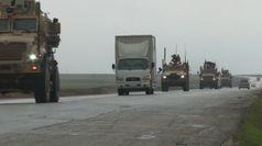 Siria, i convogli militari Usa a Qamishli