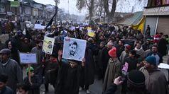 Iran, la linea