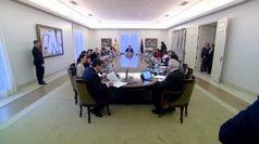 Spagna, il primo consiglio dei ministri del nuovo governo