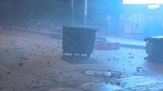 Libano, scontri nella notte nel centro di Beirut: feriti