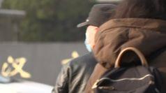Virus cinese trasmissibile uomo-uomo, controlli su voli