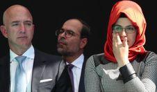 Bezos bersaglio saudita