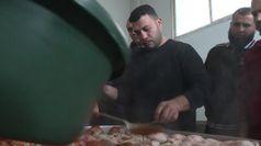 Gaza, Chef Rubio insegna ai detenuti a cucinare