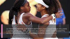 Tennis, Coco fa sul serio