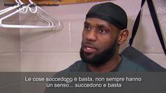 Morte Kobe Bryant, LeBron: