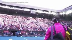 Morte Kobe Bryant, Kyrgios lo ricorda agli Australian Open