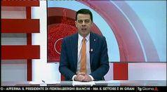 TG GIORNO SPORT, puntata del 25/02/2020