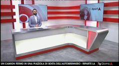TG GIORNO SPORT, puntata del 26/02/2020