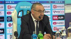 Spal-Juventus, Sarri: