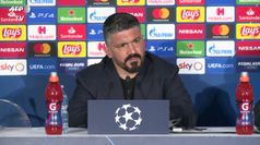 Champions League, Gattuso: