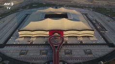 Qatar, le immagini degli stadi per i Mondiali 2022