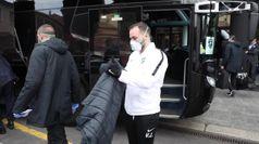 Europa League, il Ludogorets arriva a Milano con mascherine e guanti