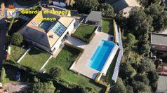 Sequestrata villa affittata in nero a mille euro al giorno