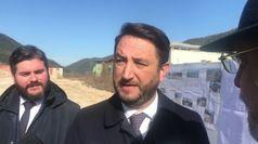 Infrastrutture: riprendono i lavori sulla Terni-Rieti