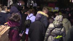 In 5 mila in corteo a Bologna per la liberta' di Zaky