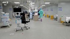 Coronavirus: ai domiciliari 60 milioni di cinesi di Hubei