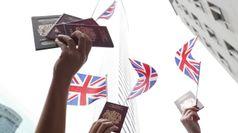 Brexit, la grana dei passaporti Gb