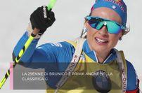 Biathlon, oro all'italiana Wierer