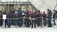 Coronavirus, a Parigi riapre il Louvre