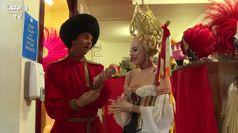 Coronavirus, l'ultimo spettacolo al Moulin Rouge prima della chiusura