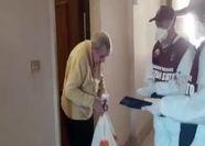 Coronavirus, i volontari dell'Anps impegnati nelle consegne a domicilio