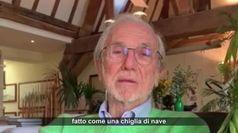 Coronavirus, Renzo Piano ringrazia gli operai del Ponte Morandi