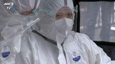 Coronavirus, Hubei: ancora controlli sui sanitari e screening ai residenti