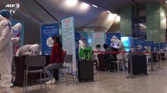 Coronavirus, a Wuhan ripartono treni e mezzi pubblici