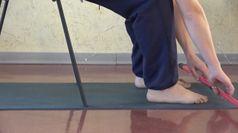 Coronavirus, pilates per gli anziani in pochi semplici passi