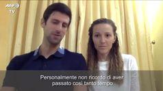 Coronavirus, Djokovic dona un milione di euro per respiratori