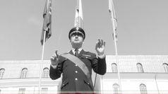 25 aprile, artisti cantano l'inno per la Polizia di Stato