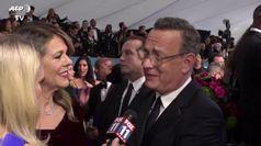 Tom Hanks, eroe della porta accanto anti Covid